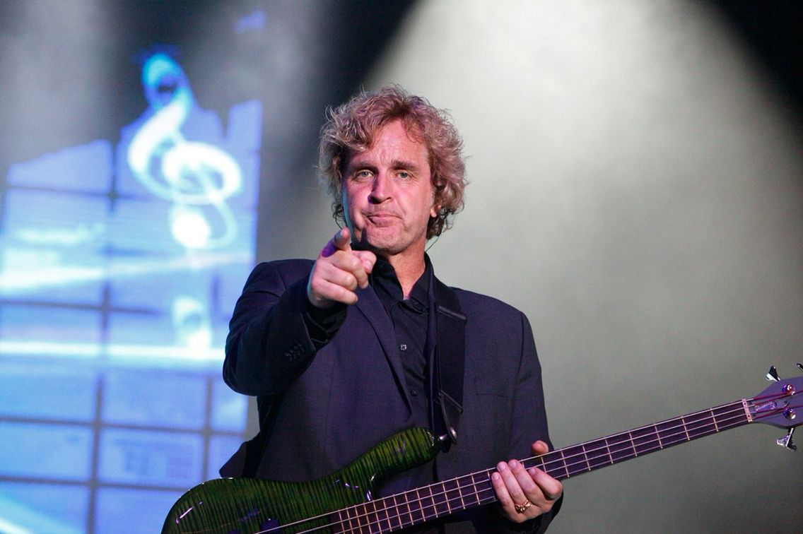 Jason Scheff Of Chicagotheband With Images Chicago