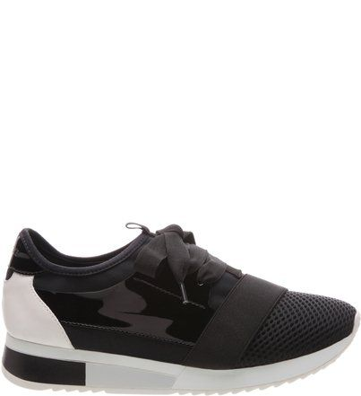 3751b0075 Tênis ZZ MOV Urb Preto e Branco | shoes | Shoes, Sneakers e Fashion