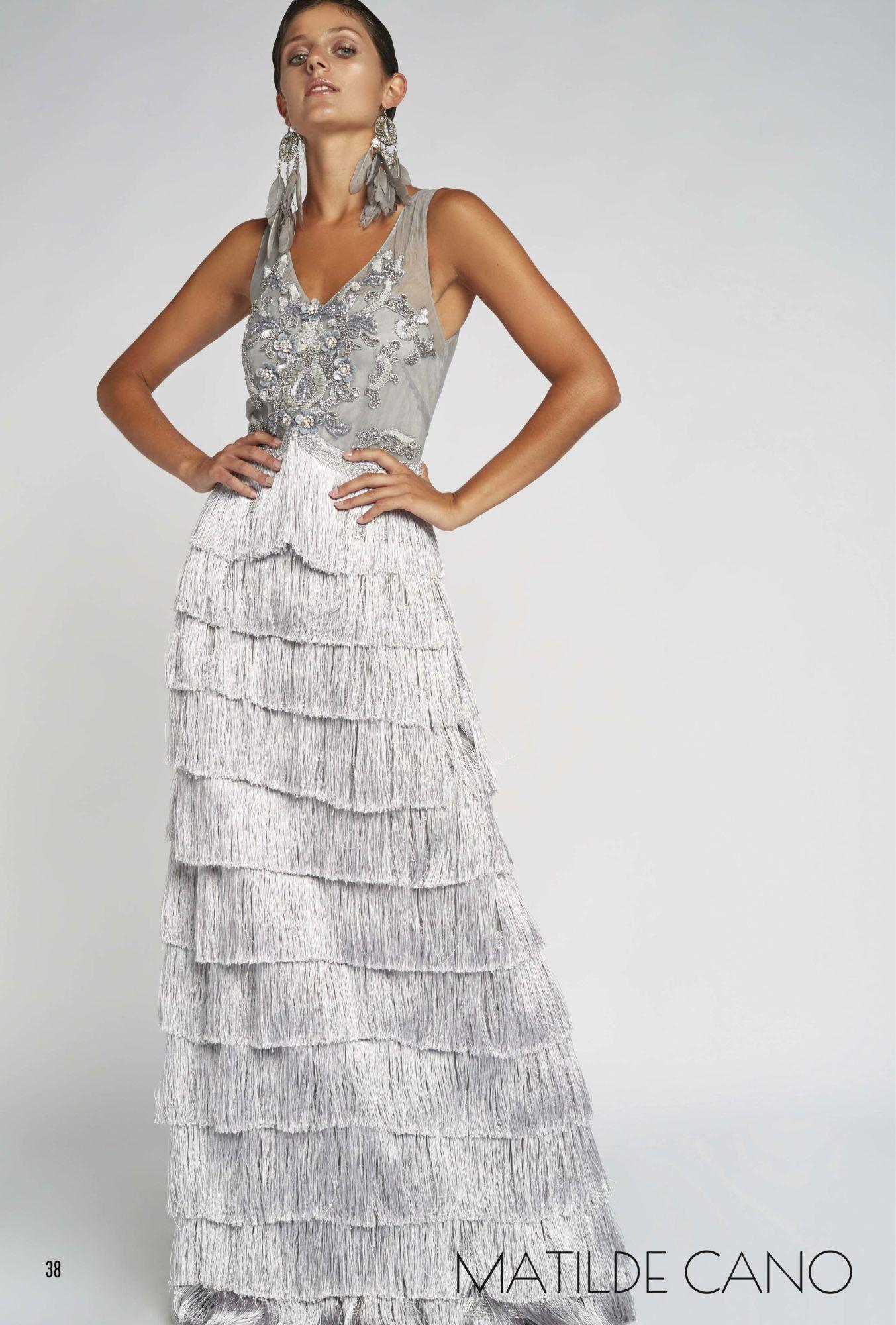 4d35755631 Catálogo Matilde Cano - Vestidos largos y cortos para las ocasiones  especiales