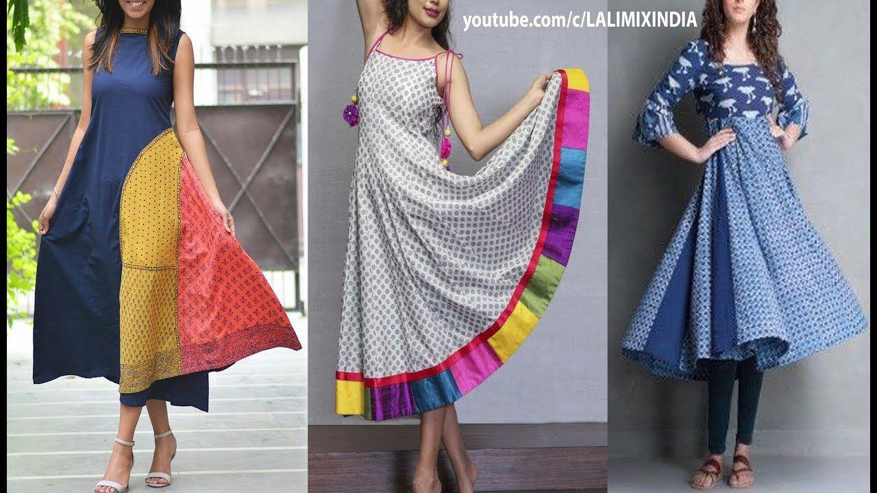 30fe0a074e Top beautiful Umbrella kurtis Designs 2017 | kurti design in 2019 ...