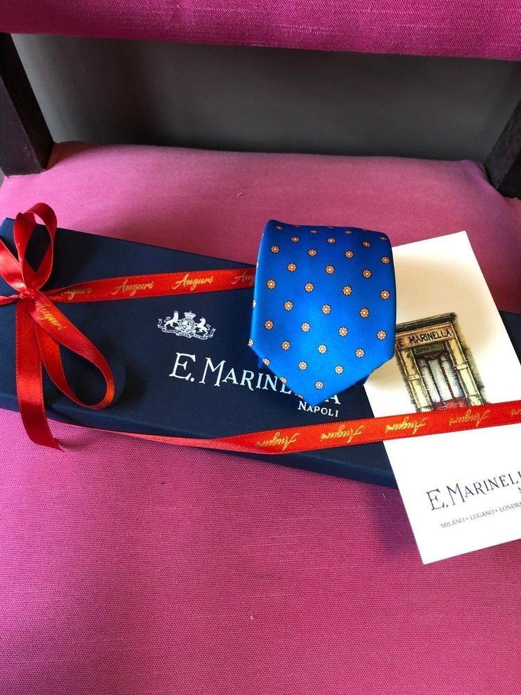 ultima moda 100% di alta qualità Scarpe 2018 Cravatta E Marinella Napoli Made in Italy#marinella #napoli ...