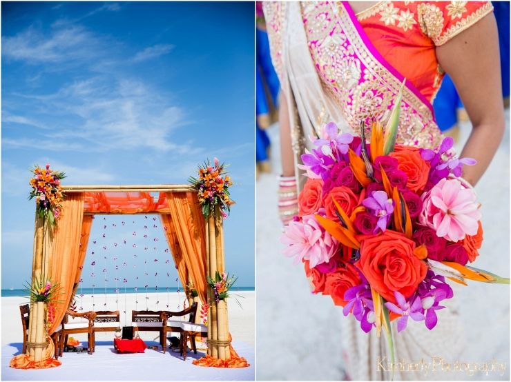 Marco Island Marriott Indian Beach Wedding Priya Vishal