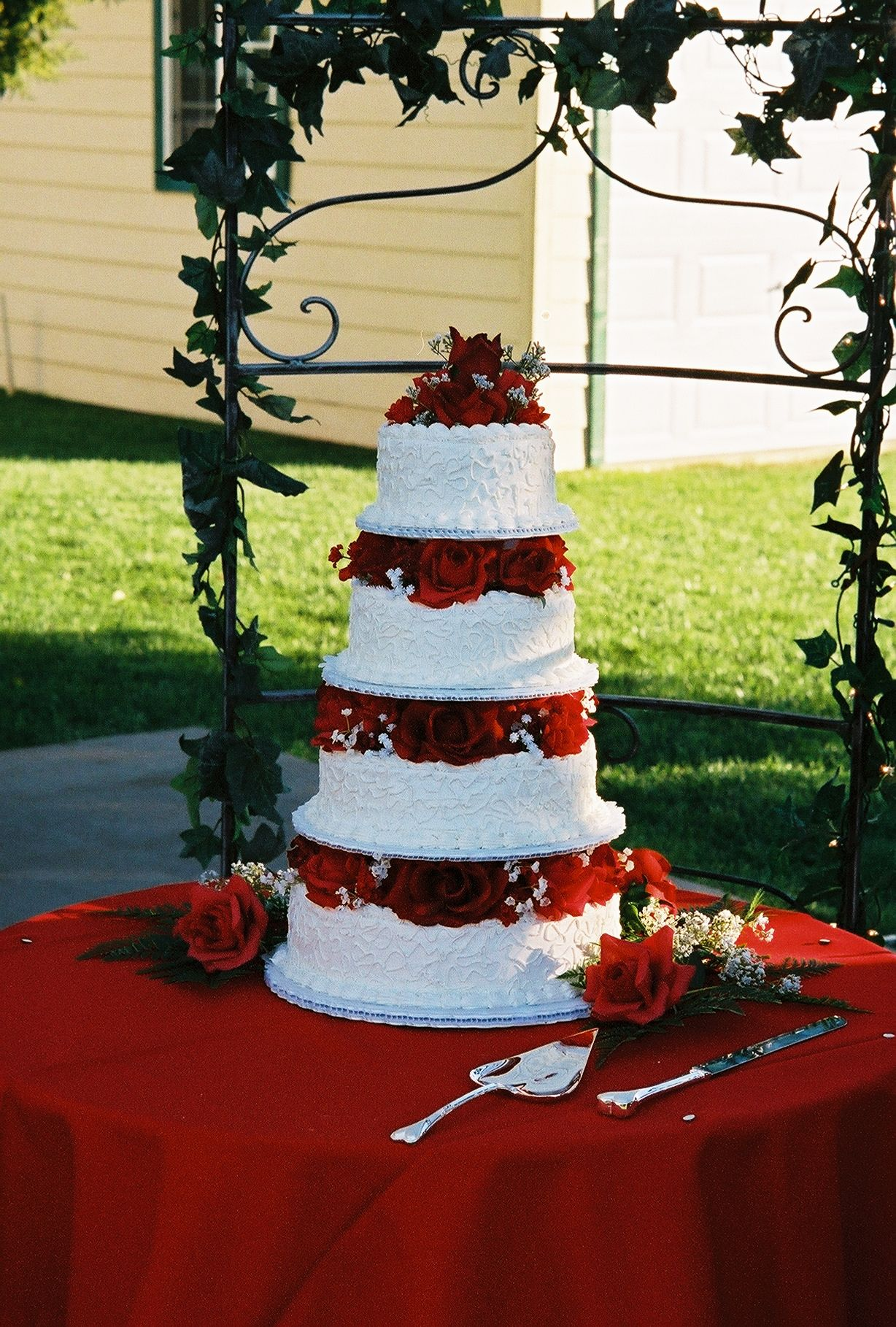 For table visualization ideas wedding cake catering dinner