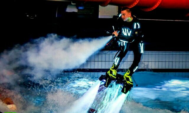 flyboard showteam