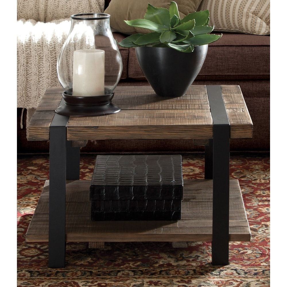 Overstock Com Online Shopping Bedding Furniture Electronics Jewelry Clothing More In 2020 Rustic Square Coffee Table Cube Coffee Table Coffee Table Square [ 1000 x 1000 Pixel ]