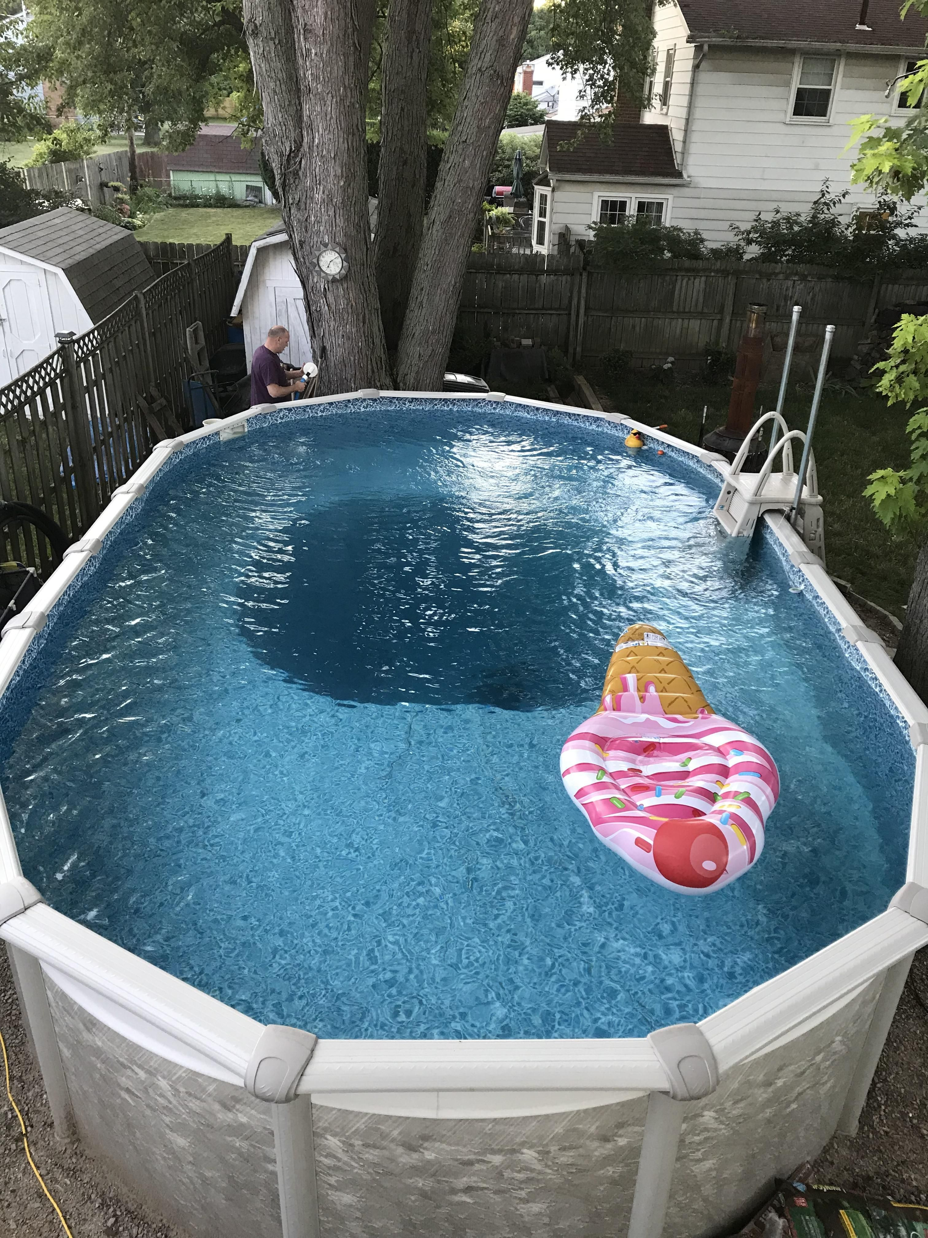 The Right Way To Have The Best Of A Good Above Ground Pool Decorifusta In 2020 In Ground Pools Above Ground Pool Backyard Pool