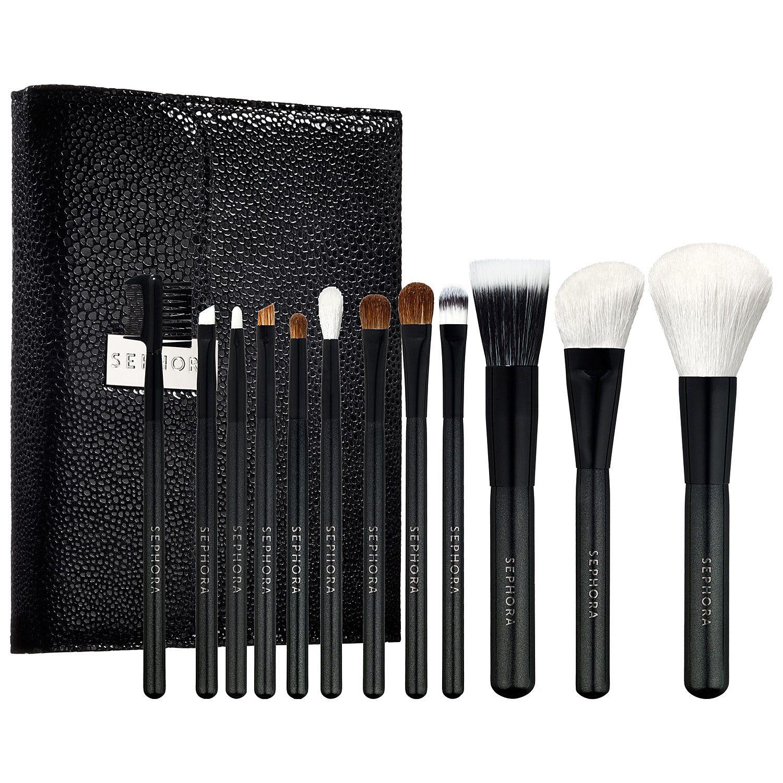 SEPHORA COLLECTION Prestige Luxe Brush Set #Sephora #gifts ...