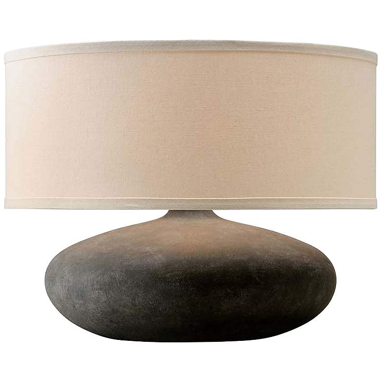 Zen 14 High Alabastrino Ceramic Accent Table Lamp 66m00 Lamps Plus Table Lamp Lamp Modern Style Living Room