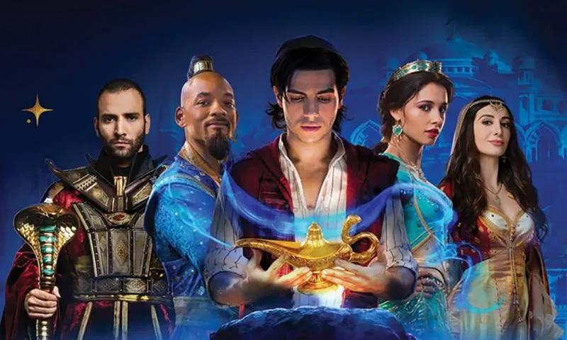Aladdin 2019 Blue Ray película COMPLETA en ESPAÑOL [HD] en