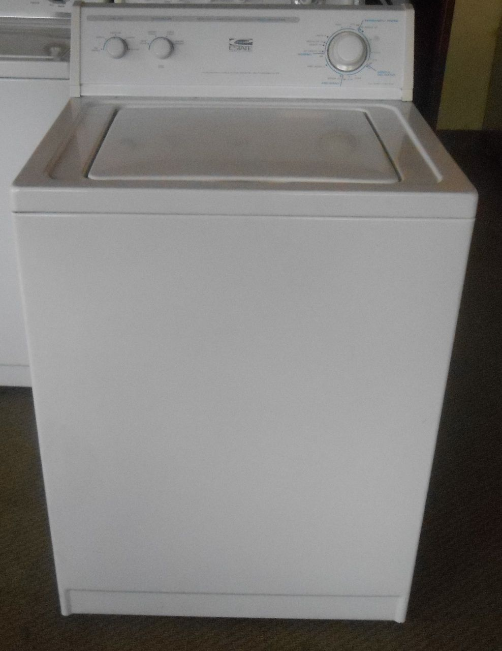 Liance City Whirlpool Estate Direct Drive Top Load Washer Heavy Duty Super Capacity 8 Cycle