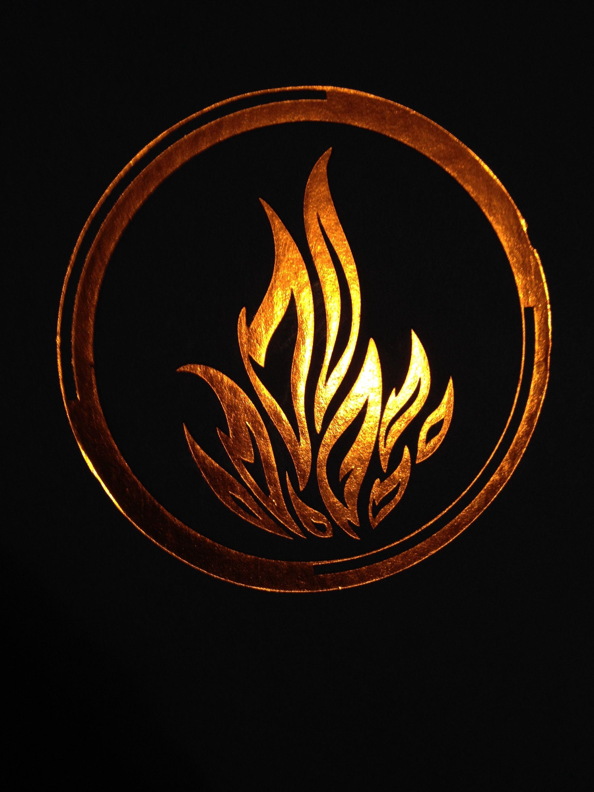 the dauntless flame divergent pinterest divergent
