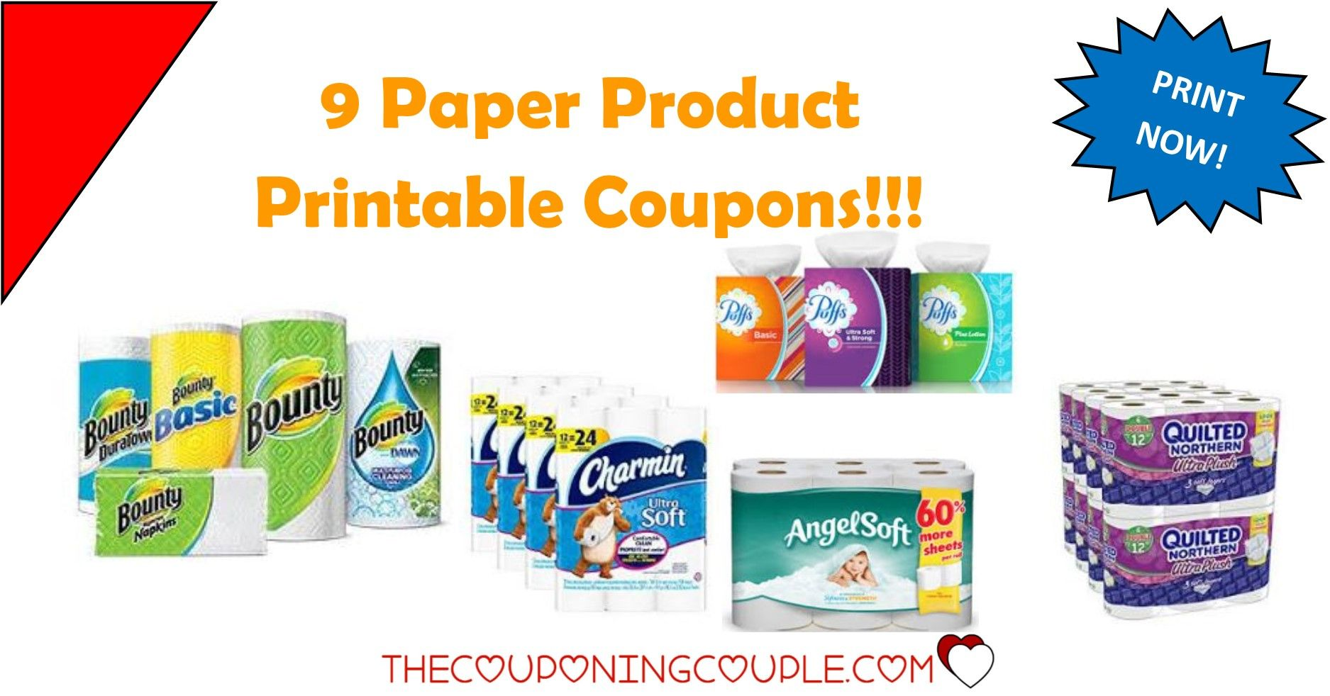 image about Bounty Coupons Printable titled 8 Paper Content Printable Discount coupons ~ Bounty, Cottonelle