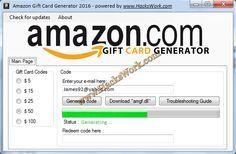 Photo of Amazon Gift Card Generator