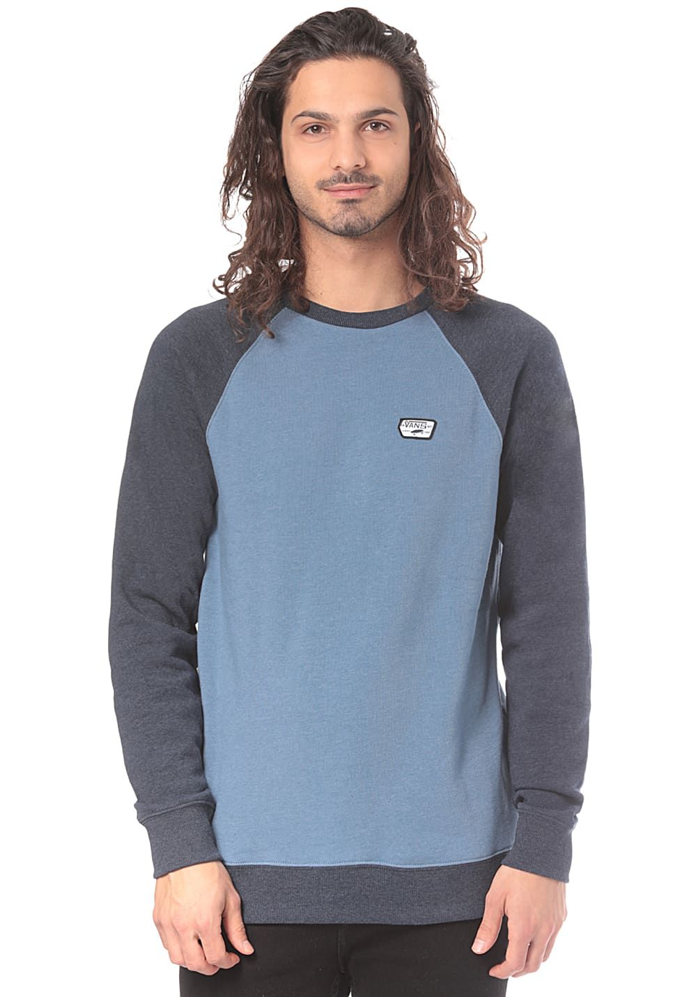 VANS Rutland II Sweatshirt für Herren Blau jetzt