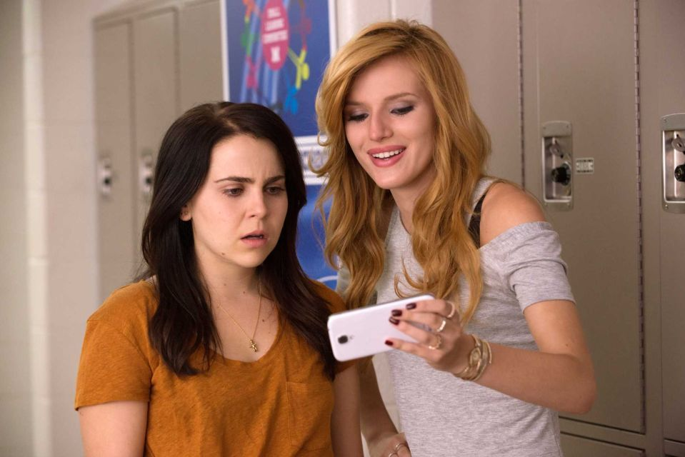 Here are the movies that just arrived on demand the duff
