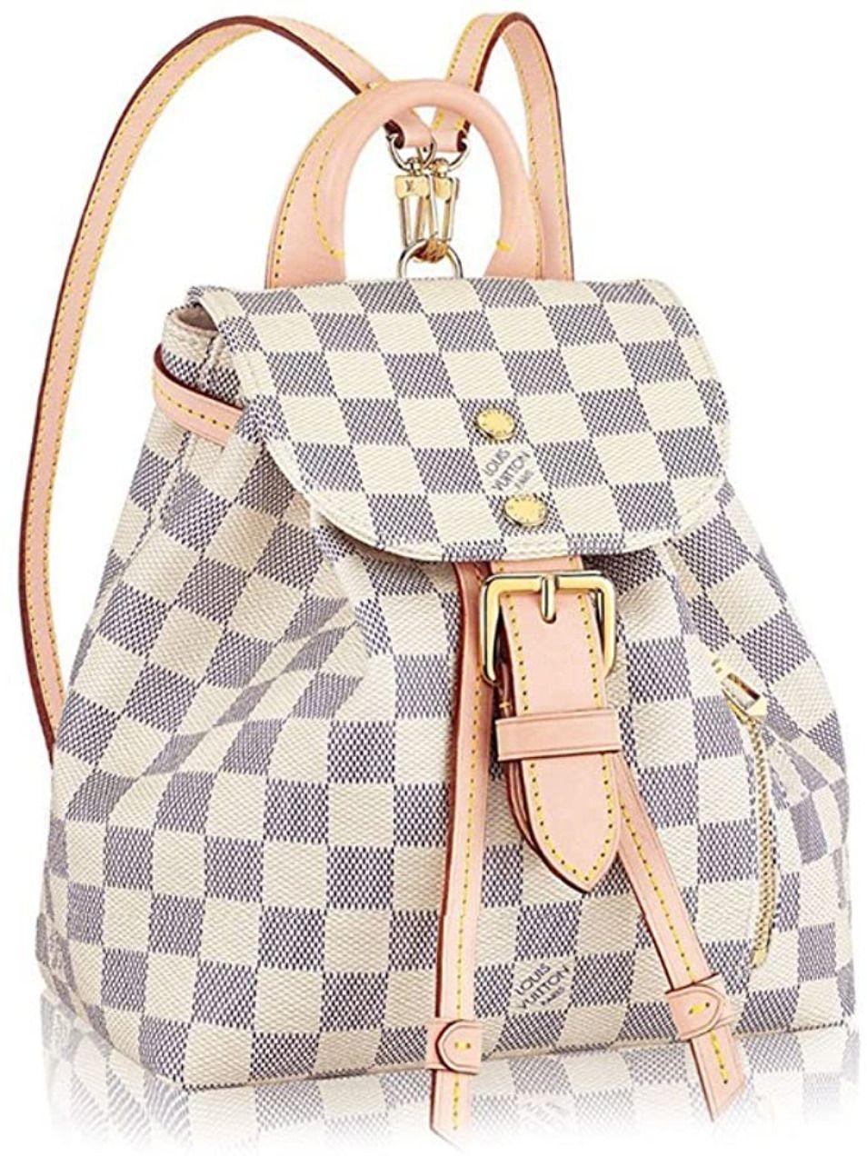 Louis Vuitton Damier Azur Mini Backpack | louis vuitton mini backpack damier