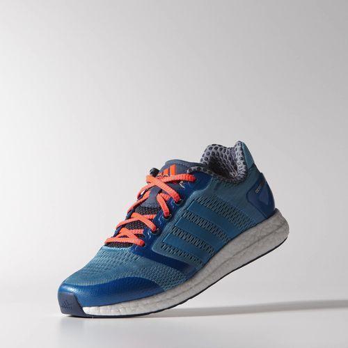 adidas climachill razzo solare spinta scarpe blu / solar blue