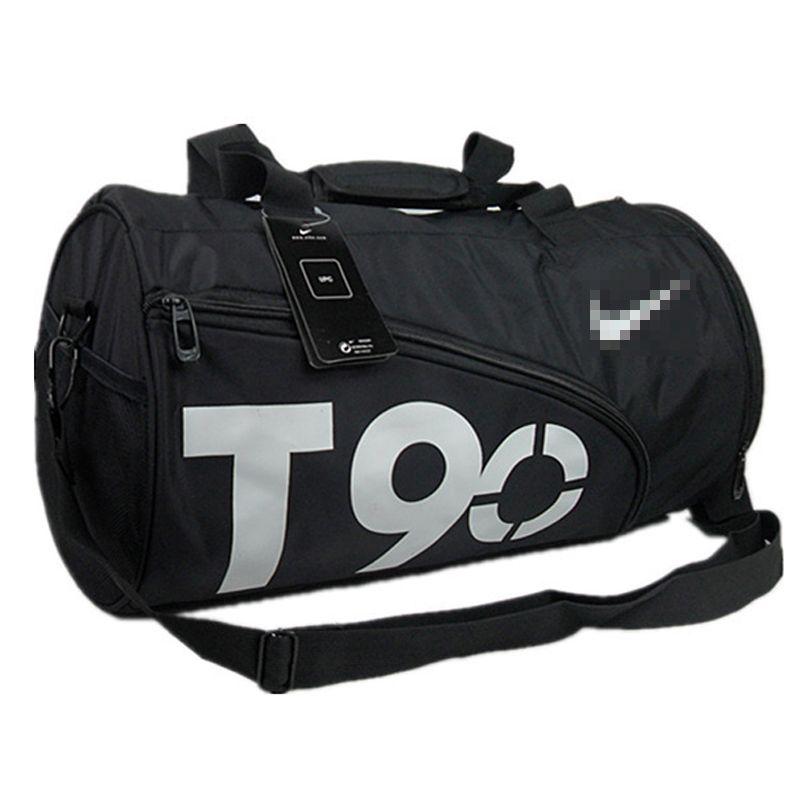 T90 Outdoor Male Female Sport Bag Raveling Waterproof Hiking Handbag Fitness Shoulder Gym Training