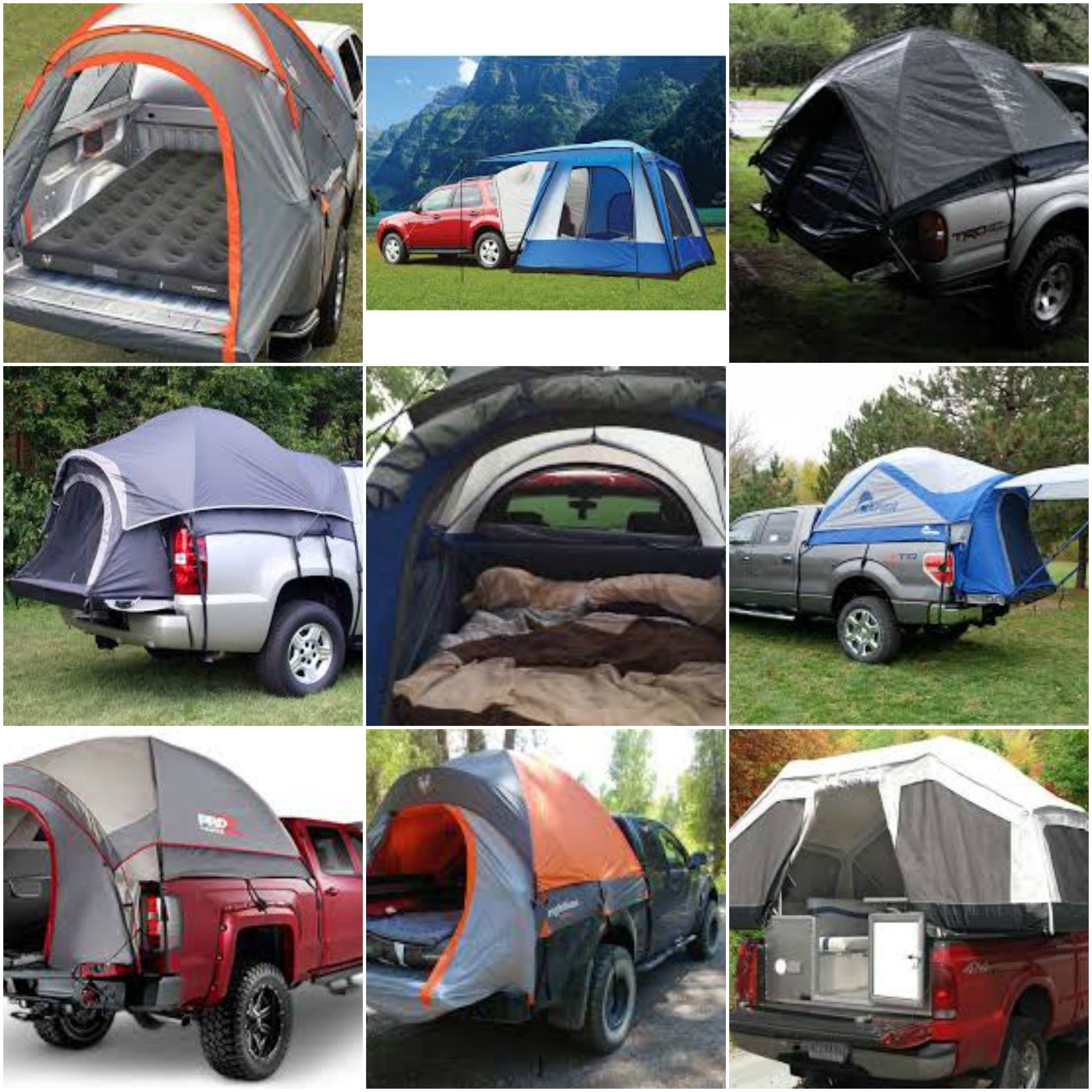 Ranking the Best Truck Bed Tent 2020 1 is comfortable