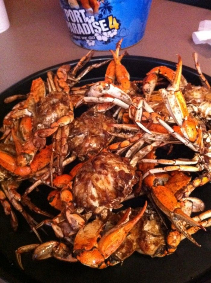 Top 16 Seafood Restaurants In Texas Hy To Say We Ve Eaten At Several Of These Bbq Crabs From Sartins Are A One Kind