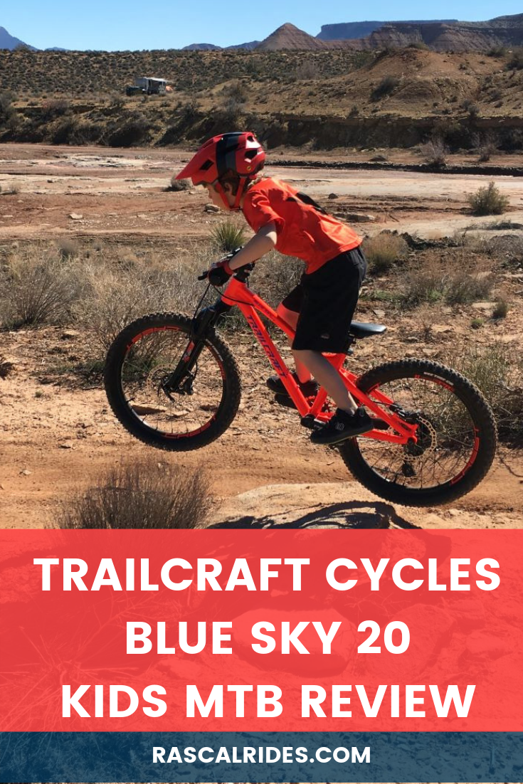 Trailcraft Blue Sky 20 Kids Mountain Bike Review Kids Mountain
