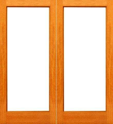 Prehung Slab Ovolo Sticking Insulated Tempered Low E Dual Double Glazed Oak Wood Full Lite 1 Lite Inte Double Doors Interior French Doors Interior Double Doors