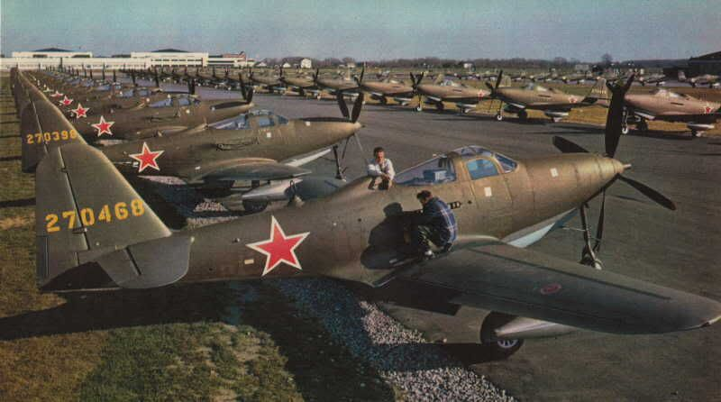 Bell P-63 Kingcobra (USSR)