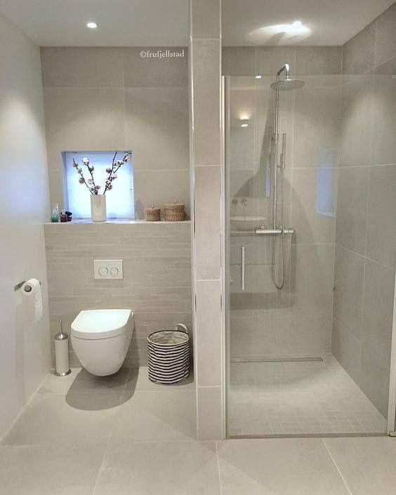 Estante detrás del inodoro - #der # detrás de #Regal #toilette #toilettes