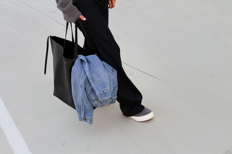 ROLLNECKS AND THE PERFECT SHOPPER