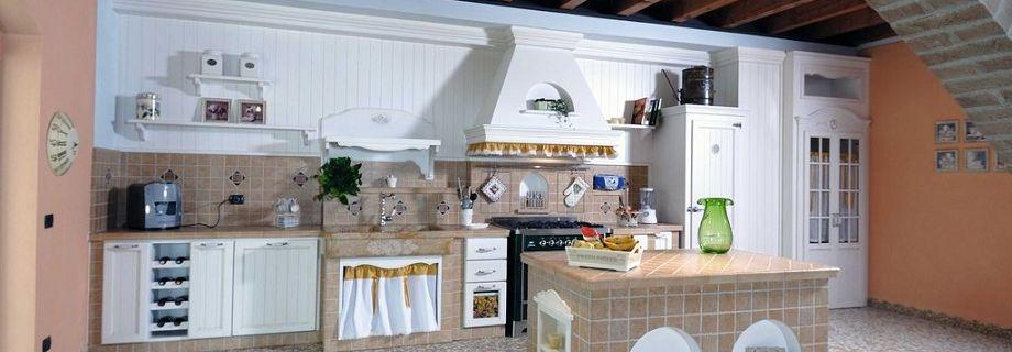 piastrelle rivestimento cucina rustica - Cerca con Google | idee ...
