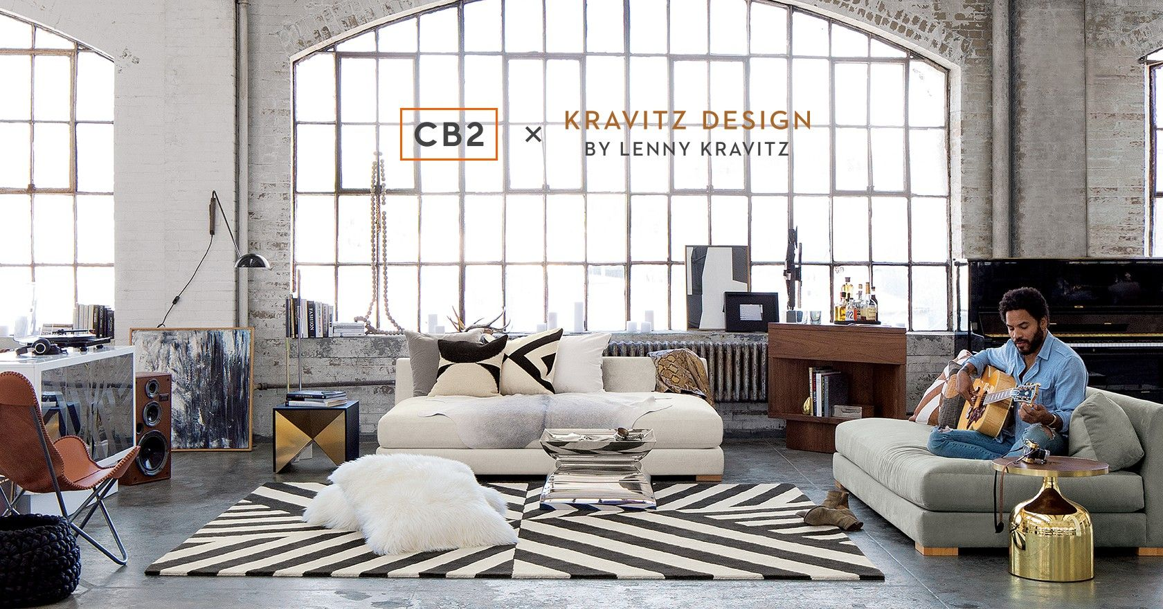 Cb2 X Kravitz Design For The Home Lenny Kravitz 70s Furniture