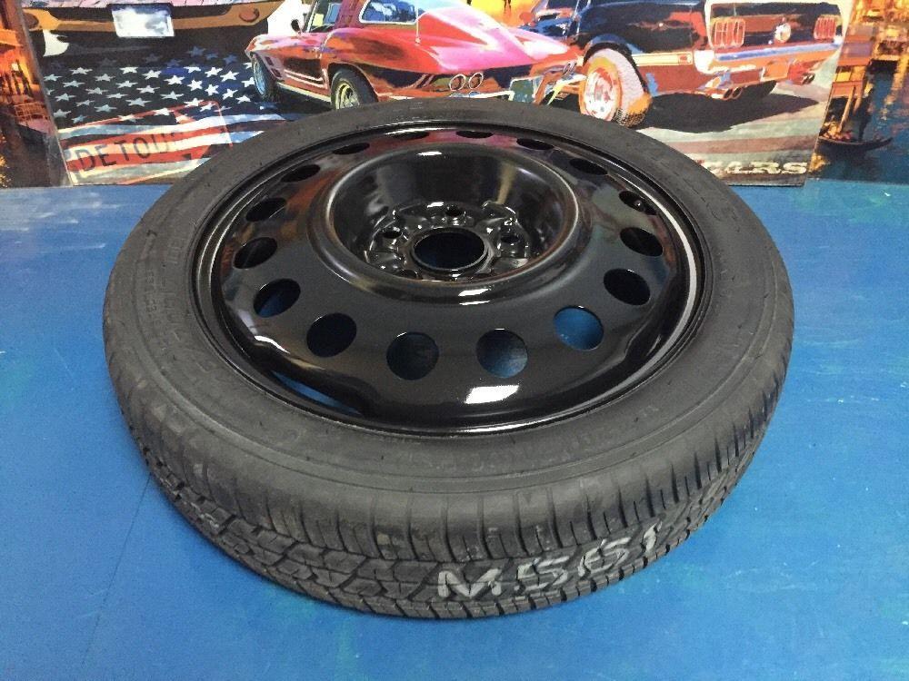 2013 2016 Chevy Malibu Spare Tire Compact Donut T145 70r17 Oem Gmc