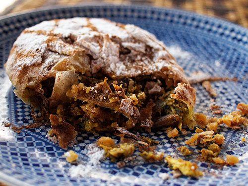 Bastilla Specialty Of Fez Morocco Foodie Pinterest