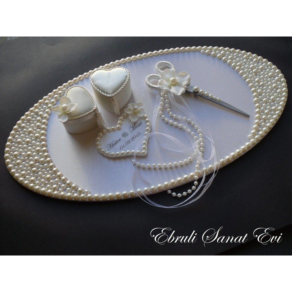 Soz Tepsisi Google Da Ara Decorationengagement Soz Tepsisi Google Da Ara Engagement Ring Platter Ring Pillow Wedding Wedding Gifts Packaging