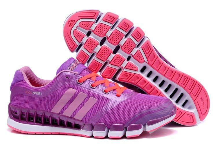 Adidas Climacool Aerate V5 Lilla Rød Dame | Adidas | Adidas