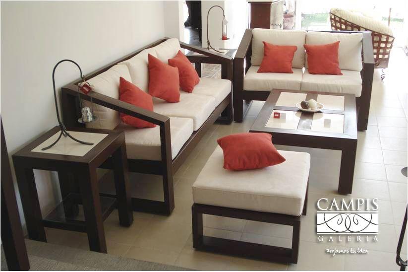 Decorando el hogar sillones para sala muebles for Sillas para salas pequenas