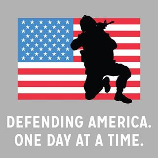 Salute To All Military Personnel