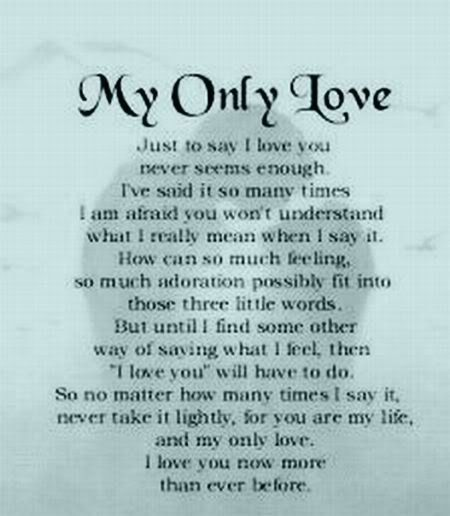 Deep Love Quotes For Him Sun 07 01 2012 8 01pm By Darnell Liles 0 Comments Love Yourself Quotes Love Poems For Him Love You Quotes For Him