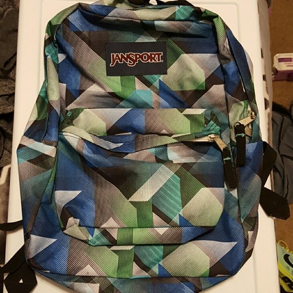 JanSport Backpack Like new. Used for a couple weeks. Clean. Jansport Bags Backpacks