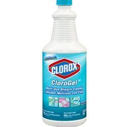 Clorox Clorogel Bleach 28oz 0 80 Each Clorox Personal Care Tough Stain