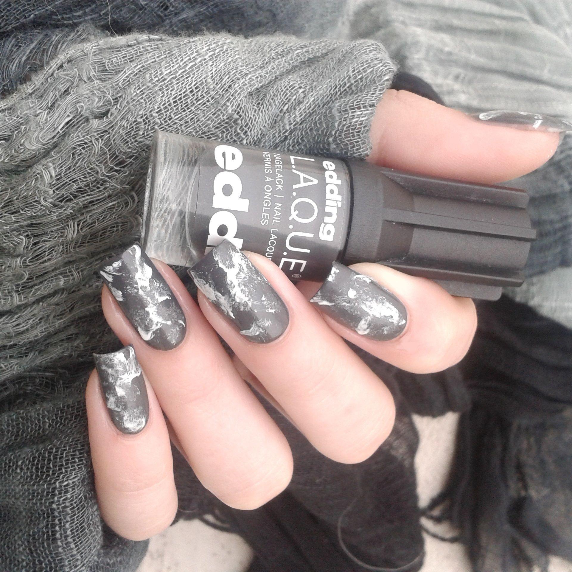 frischlackiertchallenge Thema 1 | Fingernägel design, Nails und ...