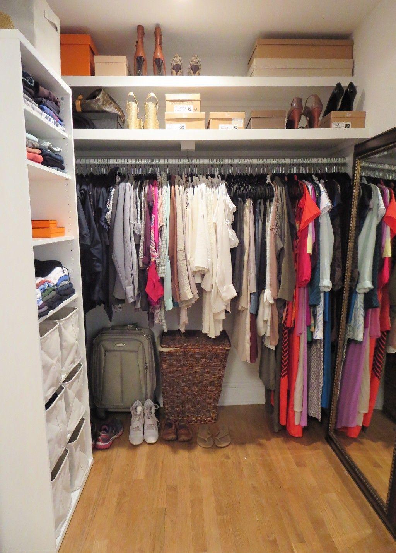 12 Small Walk In Closet Ideas And Organizer Designs Walk In