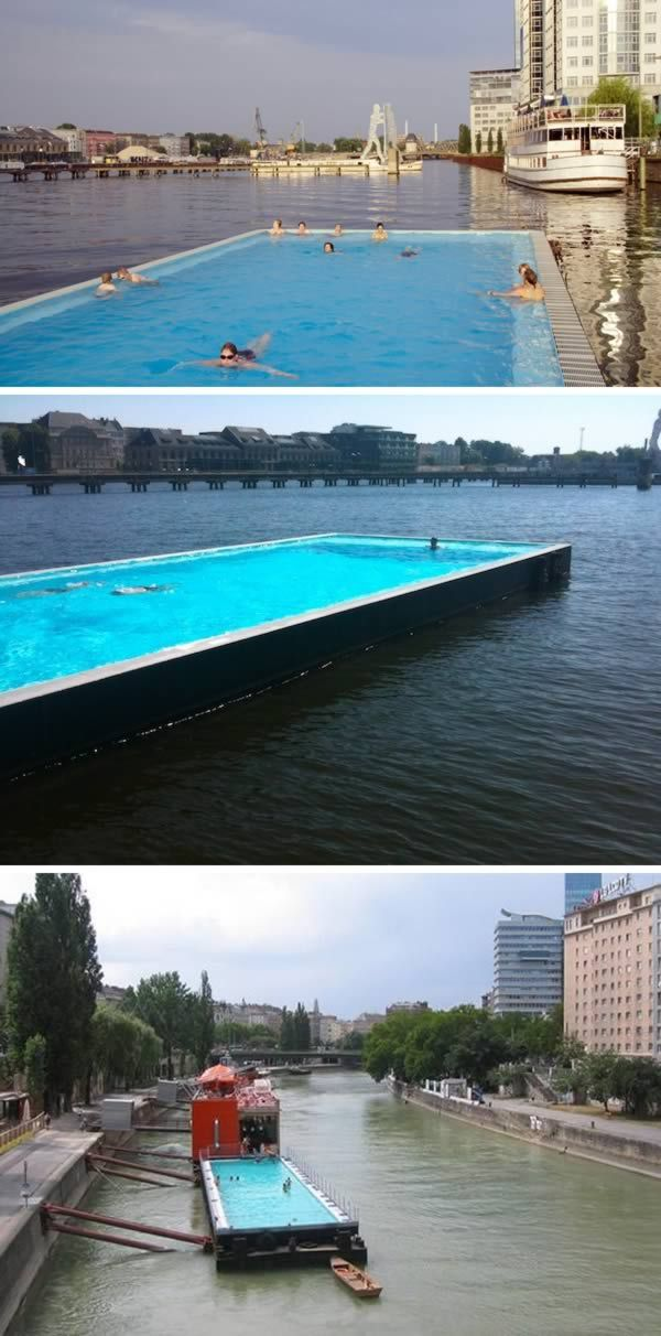 10 awesome floating attractions let 39 s just go - Camella northpoint swimming pool rate ...