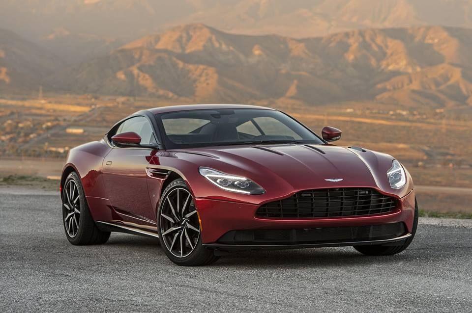 Aston Martin Dallas Check Out This V Powered DB In The - Aston martin dallas