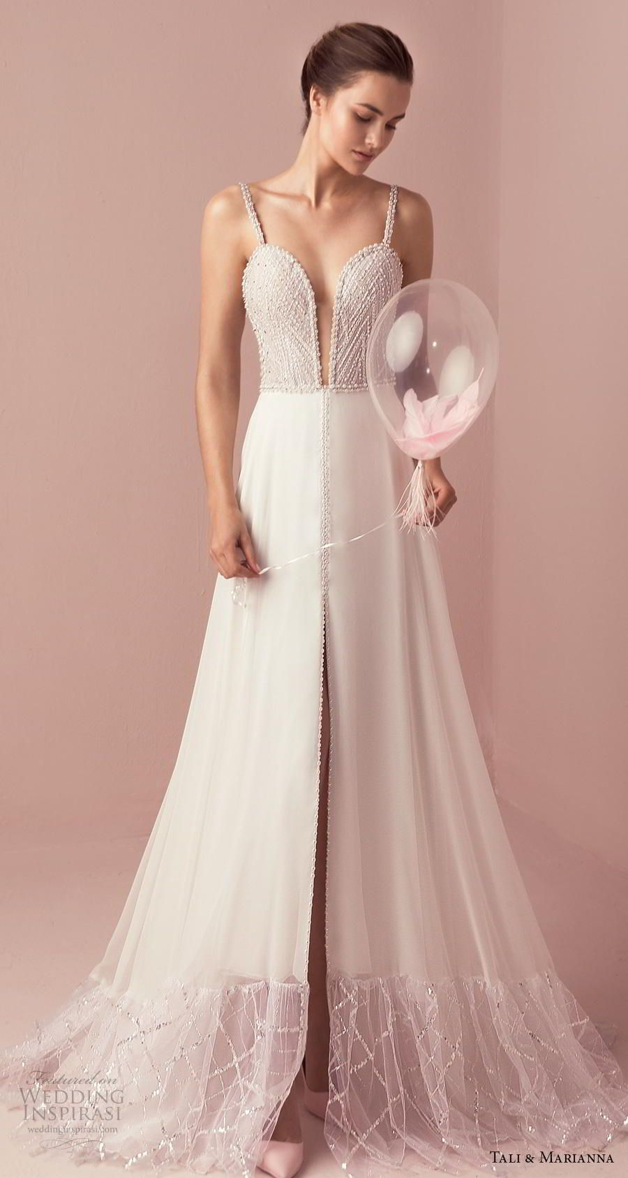 Tali u marianna wedding dresses u ucthe oneud bridal collection