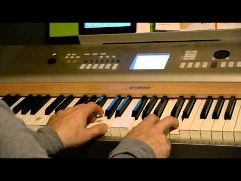 Easy To Play Piano What A Day That Will Be Matt Mccoy Youtube