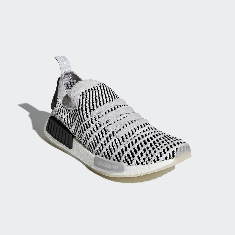 9248d7b9e adidas NMD R1 STLT Primeknit Grey CQ2387 in offer! - SneakerSteps