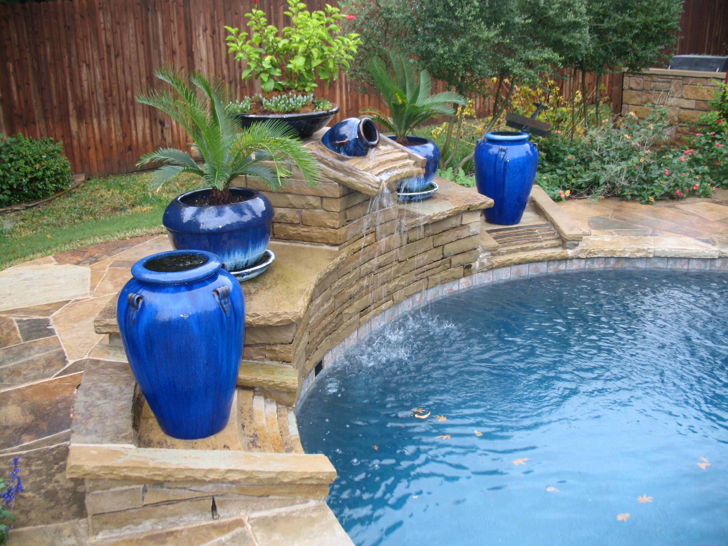 Pool Landscaping Pool Dallas Landscape Design Dallas Tx