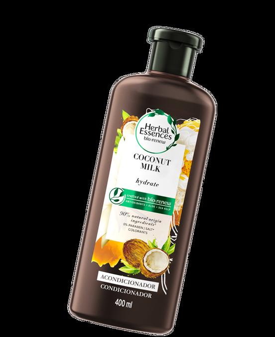 Pin On Shampoo Herbal Leche De Coco