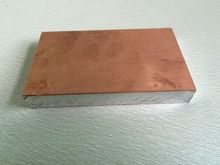 Copper Clad Aluminum Plate Copper Clad Alumium Busbar Cca Busbar Cca Conductive Plate Manufacturing Electronic Products 10 Things